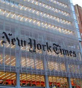 New York Times Headquarter